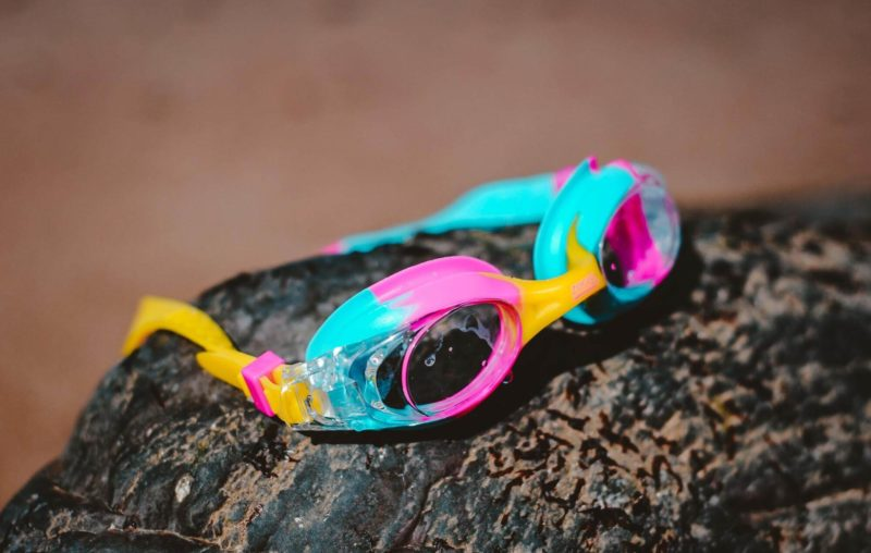swimming goggles for eye protection
